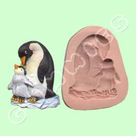 Pinguim e Filhote