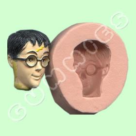 Harry Potter Cabeça
