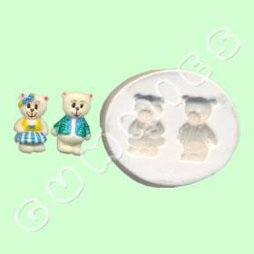 Casal de ursinhos 5
