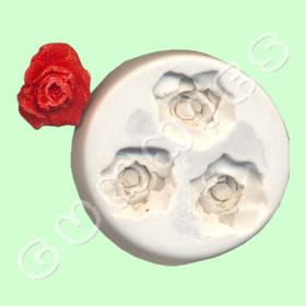 3 Botões de Rosas