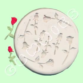 Botões de Rosas 3