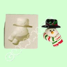 Boneco de Neve Rosto