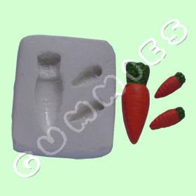 3 Cenouras