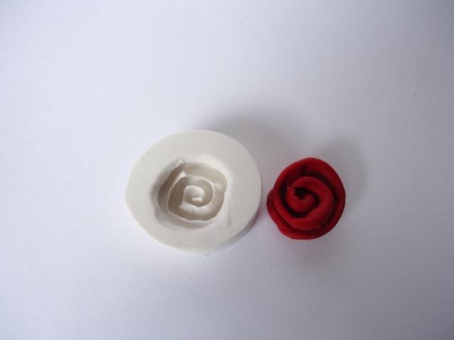 Rosa Dior pequena