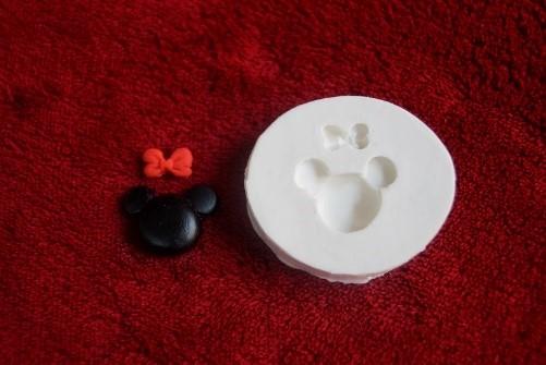 Silhueta Minnie Mickey