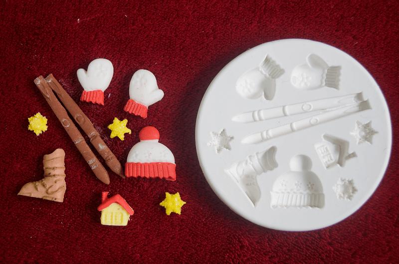Kit Esqui Natal