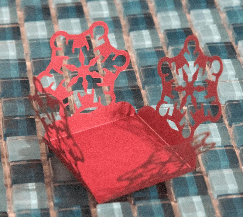 Forminha Floco Neve 3