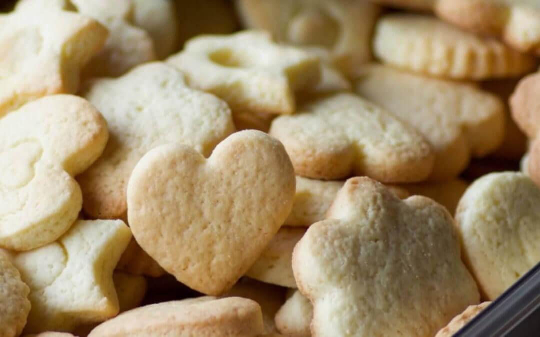 Receita – Biscoitos Amanteigado