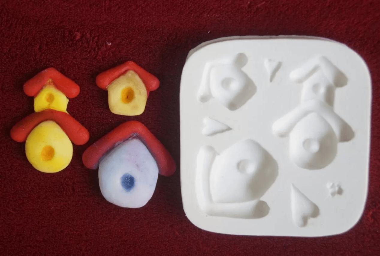 A revolução dos moldes de silicone para confeitaria