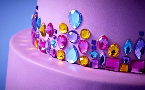 A jóia que sua mãe merece com moldes de silicone Gummies
